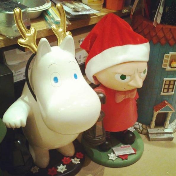 ムーミン ミィ ソーラーランタン クリスマス.jpg
