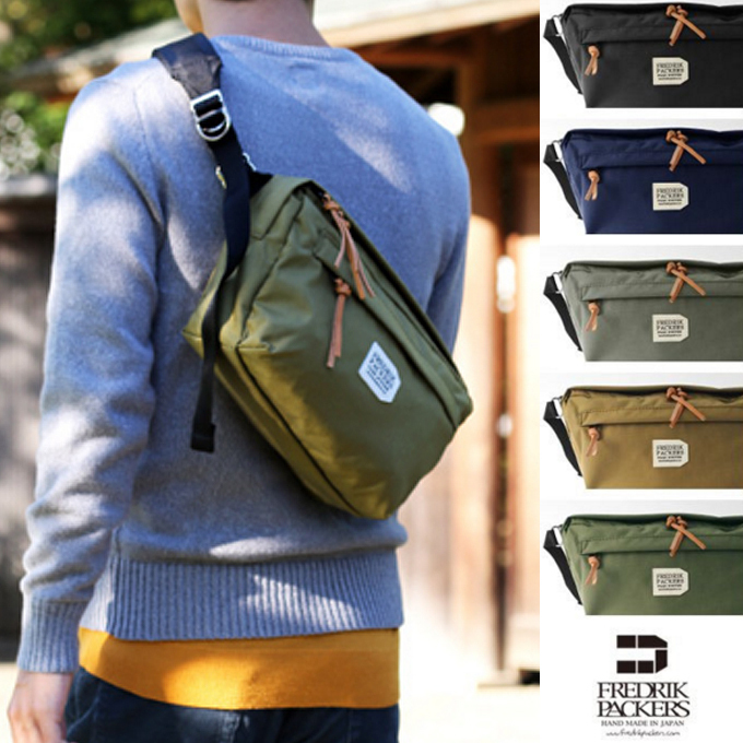 FREDRIK PACKERS 500D FUNNY PACK ミニショルダーバッグ.jpg