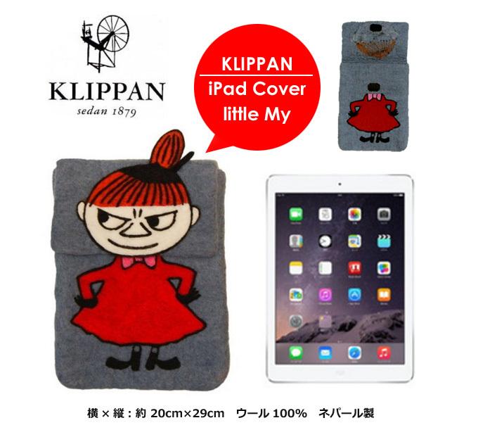 KLIPPAN iPad カバー リトルミィ.jpg