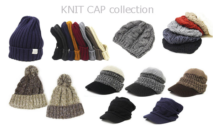 KNIT CAP collection.jpg