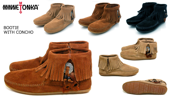 MINNETONKA_BOOTIE WITH CONCHO.jpg