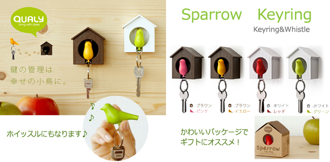 Qualy Sparrow Key Ring.jpg